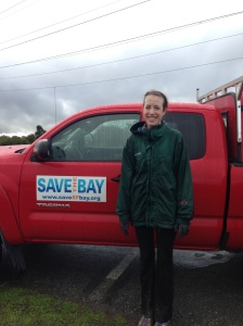 Volunteering @ Save the Bay