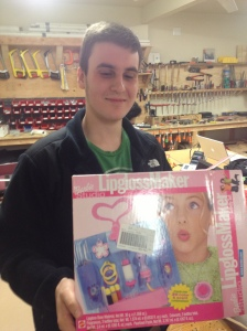 Anthony - Lip Gloss Maker