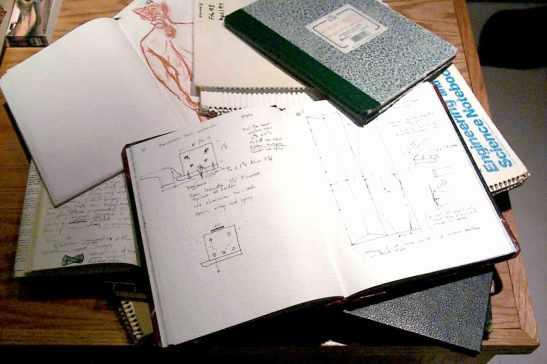Lab Notebooks Rule!
