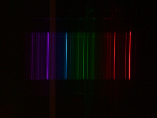Oxygen Spectrum