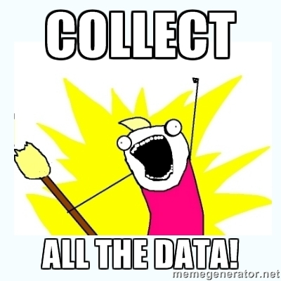 All the Data!