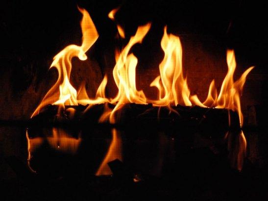 fire-log