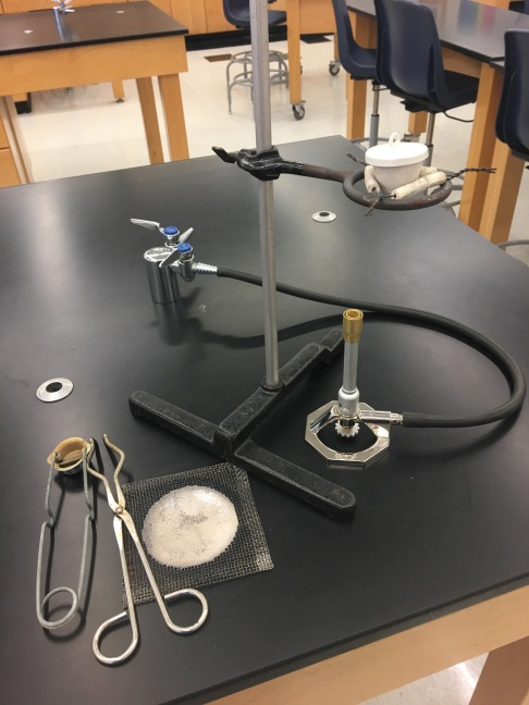 hydrate-lab-setup